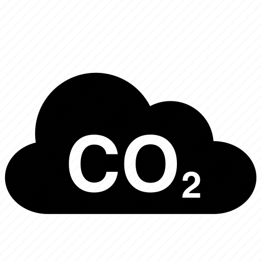cloud, co2, contamination, environment, environmentalism, green issues, pollution icon