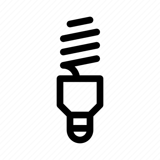 bulb, electric, electricity, energy, light, mercury, neon icon