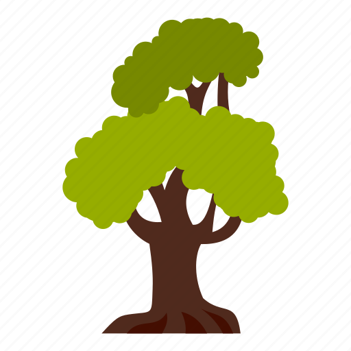 big, eco, ecology, leaf, nature, summer, tree icon