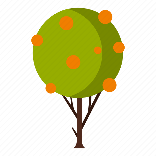 Eco, ecology, fruit, leaf, nature, summer, tree icon - Download on Iconfinder