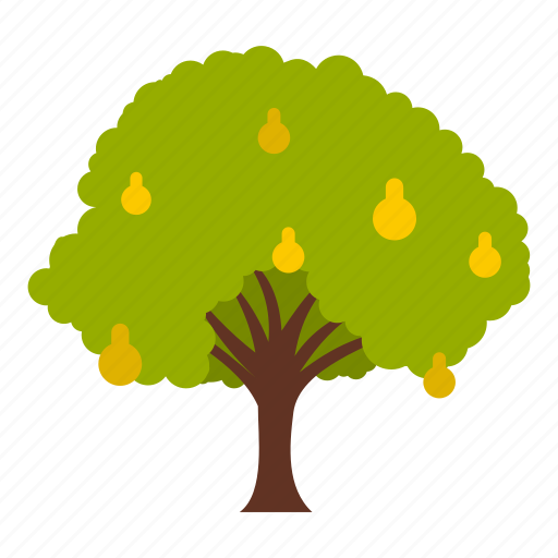 Eco, ecology, fruit, leaf, nature, tree icon - Download on Iconfinder