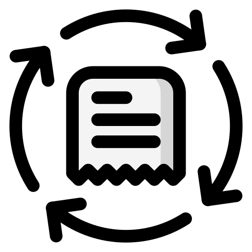 Document, paper, recycle, recycling icon - Free download