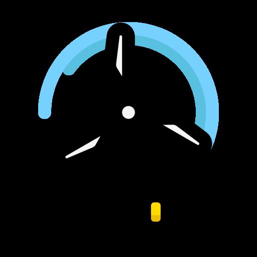 energy, plug, power, supply, turbine, wind icon