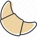 baguette, bakery, product, roll icon