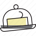 butter, pot icon