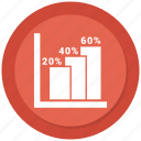 bar, graph, growth