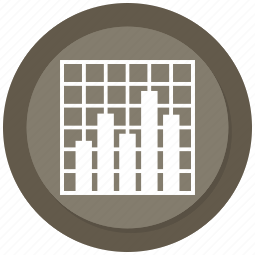 bar, business, chart, infographic, statistic icon
