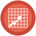 arrow, business, chart, infographic, statistic