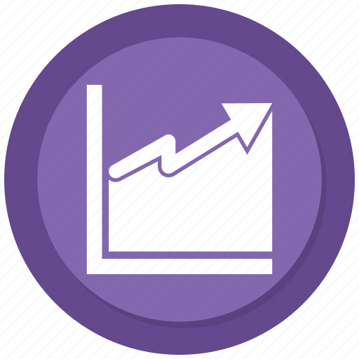 Arrow, business, chart, infographic icon - Download on Iconfinder