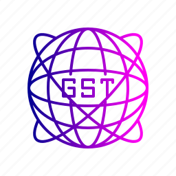 economy, equal, global, gst, impact, rate, worldwide icon