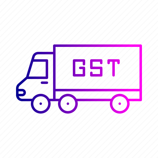goods, gst, service, shopping, tax, transportation, travel icon