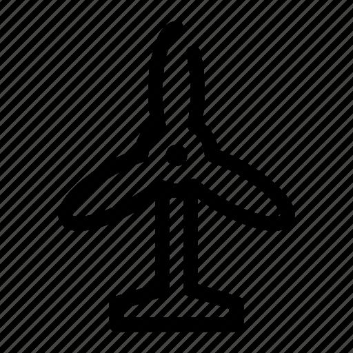 dutch, energy, holland, mill, windmill icon