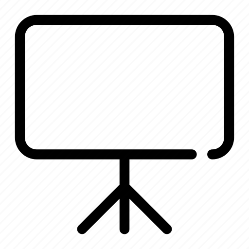 Business, keynote, presentation, projector, slideshow icon - Download on Iconfinder