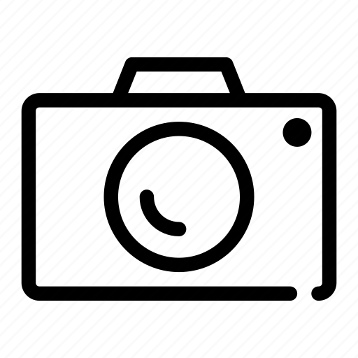 camera, dlsr, photo, photography, snapshot icon