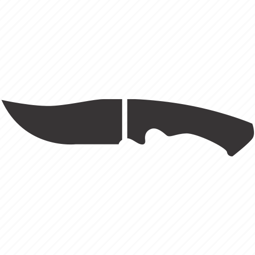 Cold, knife, steel, weapon icon - Download on Iconfinder
