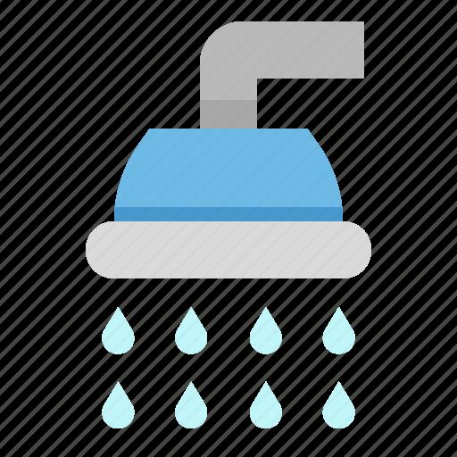 bathroom, furniture, household, hygiene, shower icon