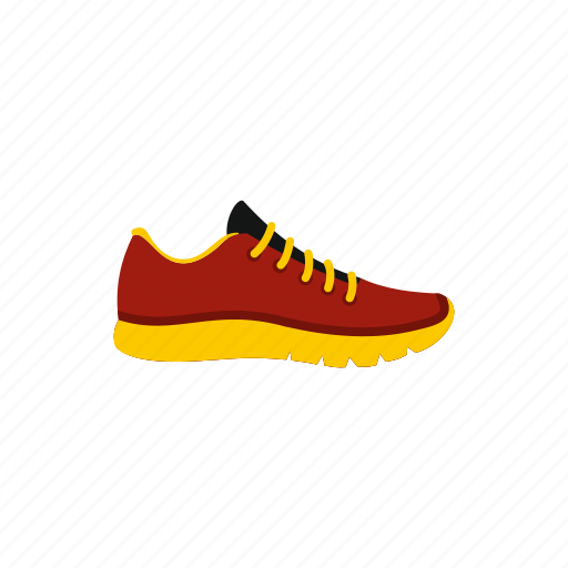 Athletic, fitness, footwear, running, shoe, sneaker, sport icon - Download on Iconfinder