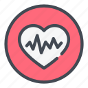 heart, beat, pulse, cardio, fitness