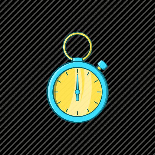 cartoon, clock, sign, speed, stopwatch, timer, watch icon