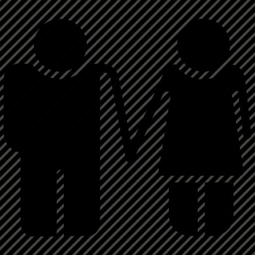 avatar, couple, family, husband, wife icon
