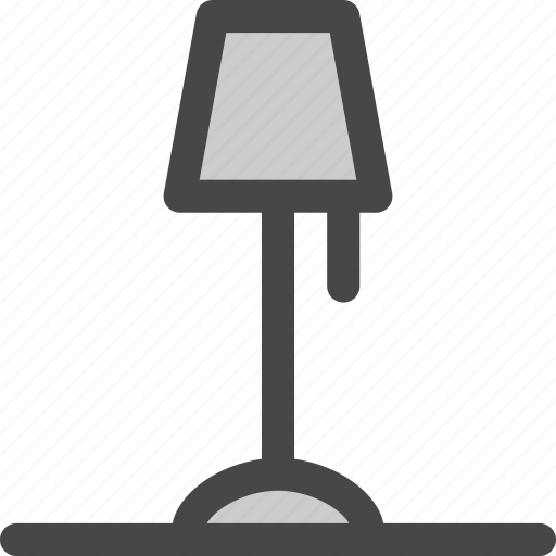 bulb, floor, furniture, household, illuminator, lamp, light icon
