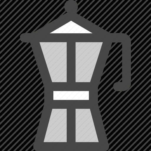 barista, beverage, caffeine, coffee, espresso, italian, maker icon