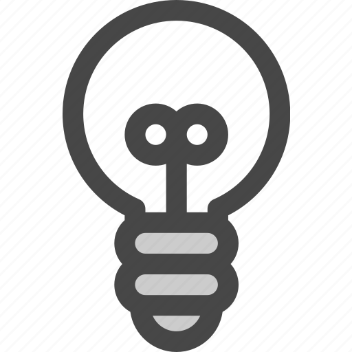 bulb, electricity, idea, illuminator, lamp, light, shine icon