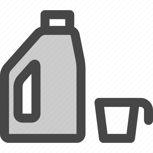 bottle, chemical, clothes, detergent, laundry, product, soap icon