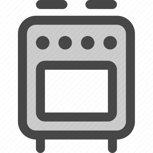 appliance, baking, cooking, food, kitchen, oven, stove icon
