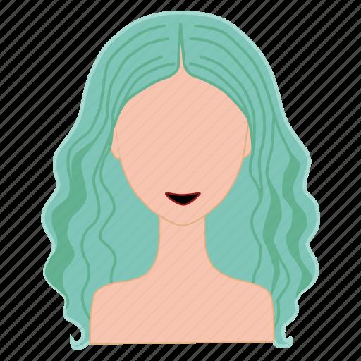 beauty, blue hair, hair, hair colouring, hairstyle, salon, style icon
