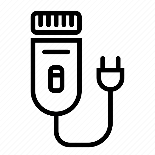 barber, coiffeur, electric, haircutter, hairdresser, shaver icon