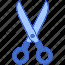 scissors, hair saloon, tools