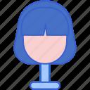 wig, hair, hairstyle