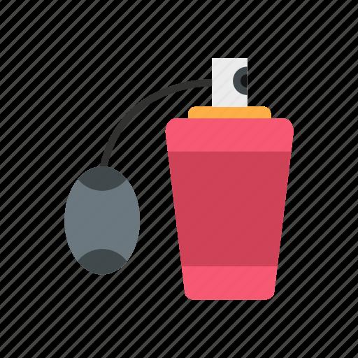 beauty, bottle, cosmetic, fragrance, scent, sprayer, vaporizer icon