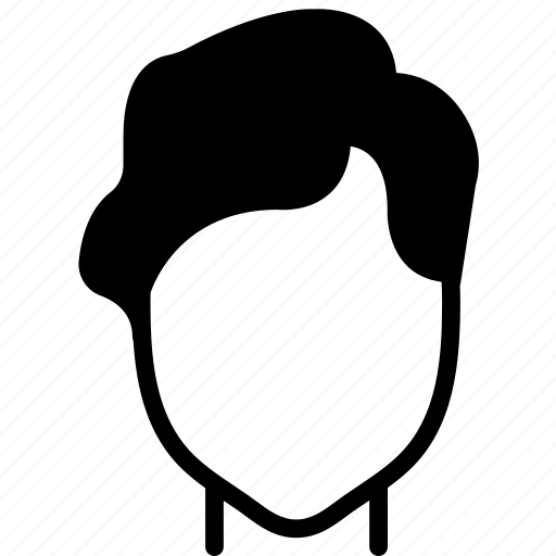 Beauty, hair, hairstyle, man icon - Download on Iconfinder