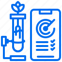 control, energy, experiment, performance, phone, plant, research icon