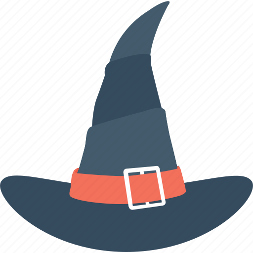 cap, halloween hat, magic, witch, witch hat icon