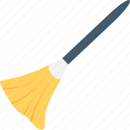 broom, brush, halloween broom, witch broom, witch broomstick icon