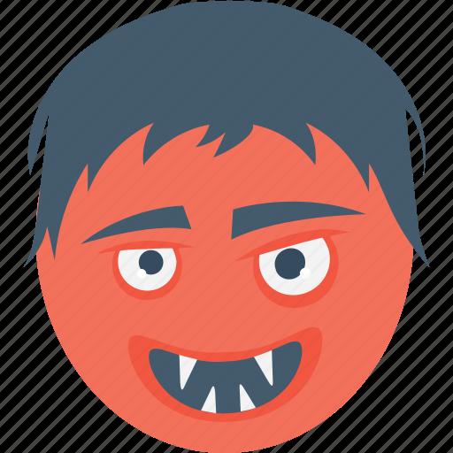 dreadful, halloween, halloween mask, scary, spooky face icon