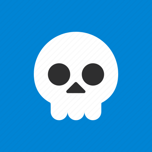 Halloween, creepy, ghost, skull icon - Download on Iconfinder