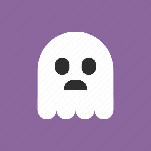 ghost, halloween, horror, monster icon