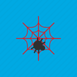 animal, creepy, halloween, spider icon