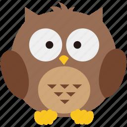 halloween, hoot, night, nightowl, owl, spooky icon