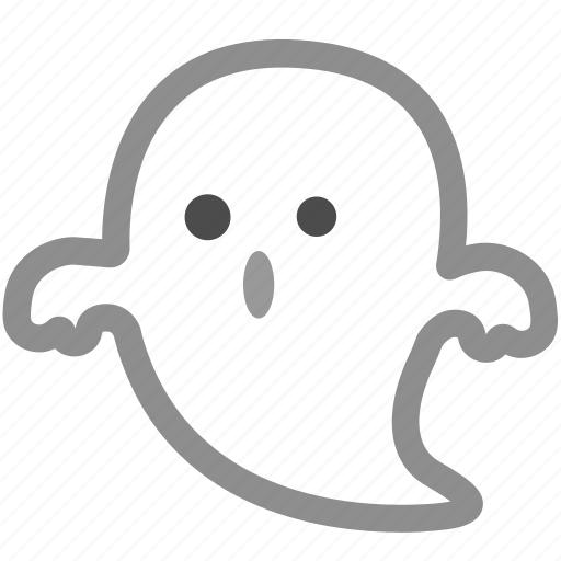Cute, ghost, halloween, haunted, spooky icon | Icon search ...