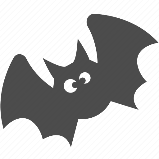bat, decoration, halloween, party, spooky icon
