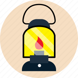 halloween, lamp, light, lighting icon