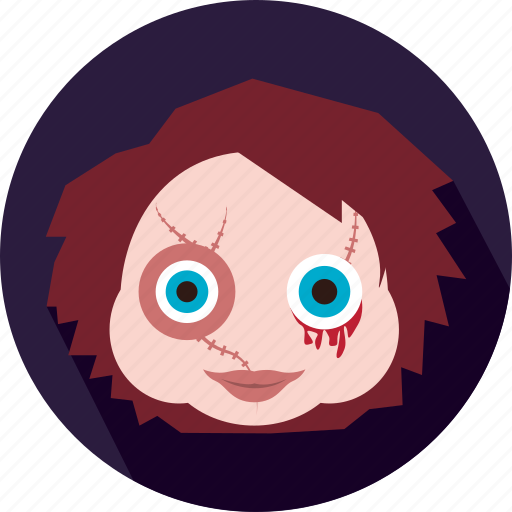 halloween, horror, murderer, scary icon