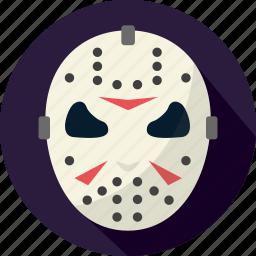 halloween, horror, jason, scary icon