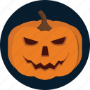 avatar, halloween, monster, pumpkin icon