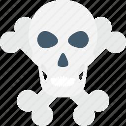 bones, danger, devil, ghost, grim icon